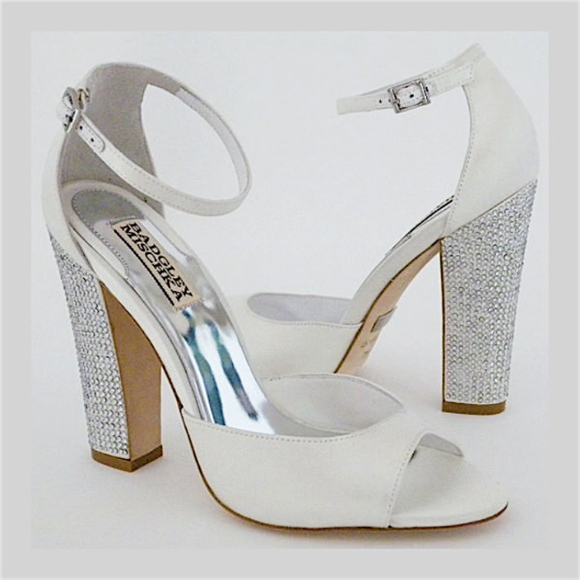 45548697e06 Badgley Mischka Wedding Shoes